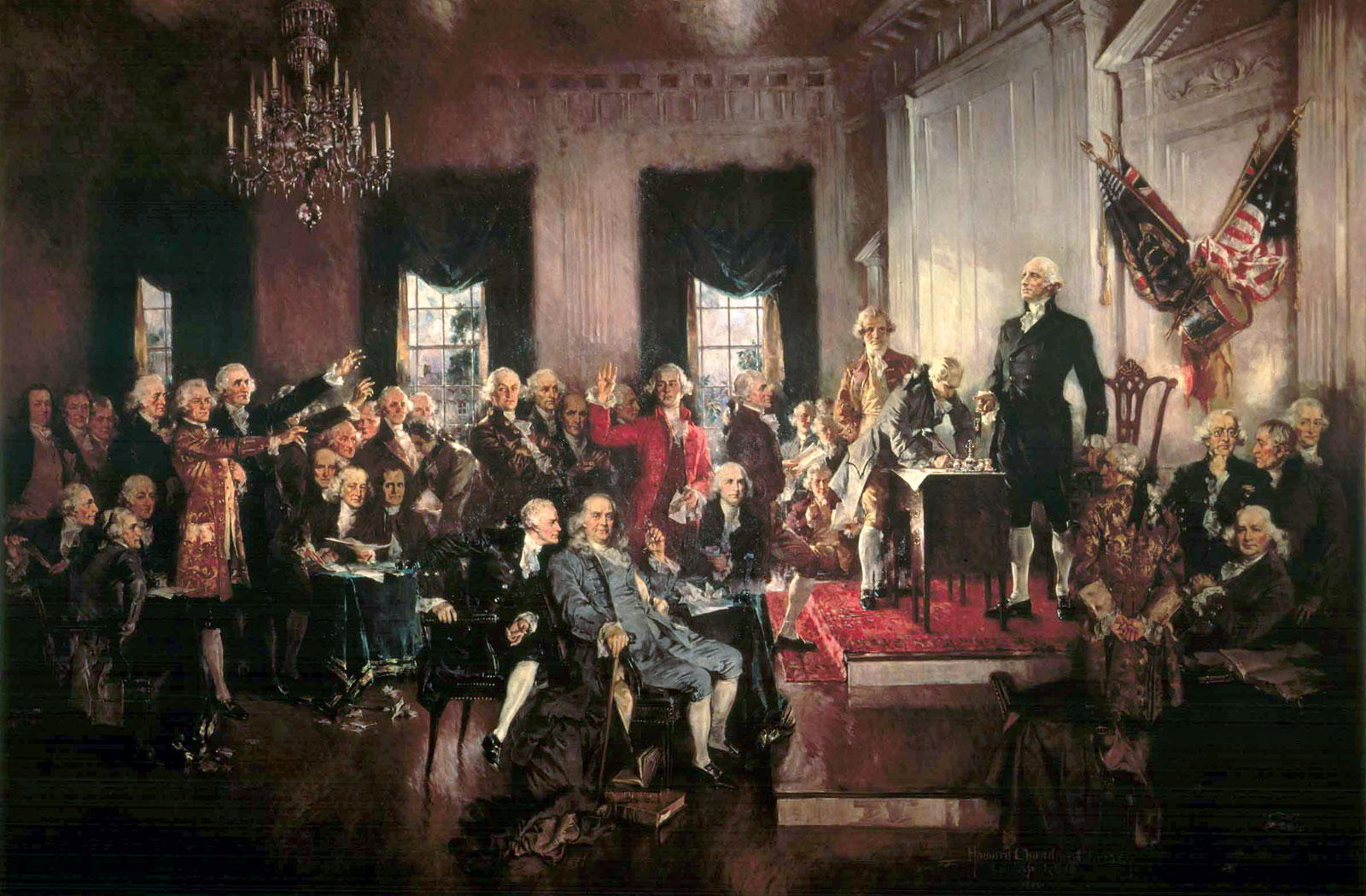 """constitution compromise or just a landmark Marshall's interpretative understanding reflects an approach that is true to what we might call """"the framers' constitution of landmark decisions just a."""